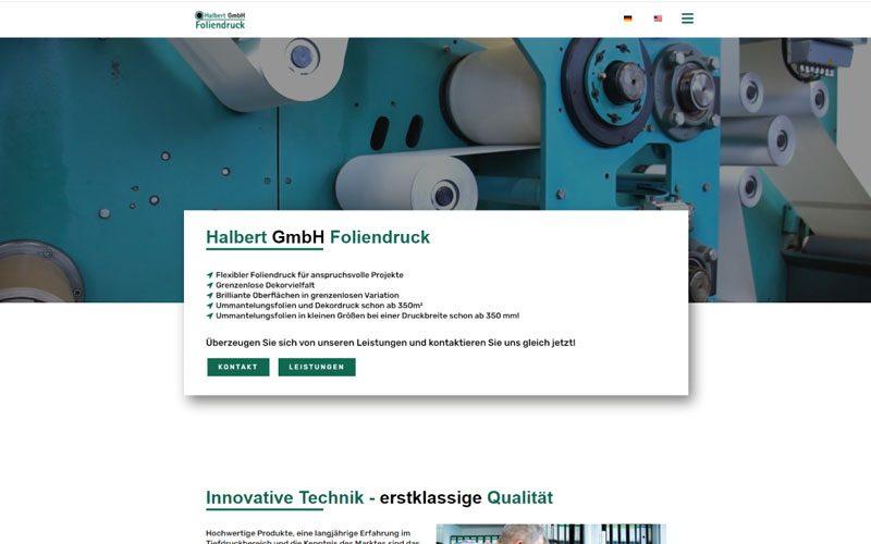 Halbert-GmbH-Website-Marketing