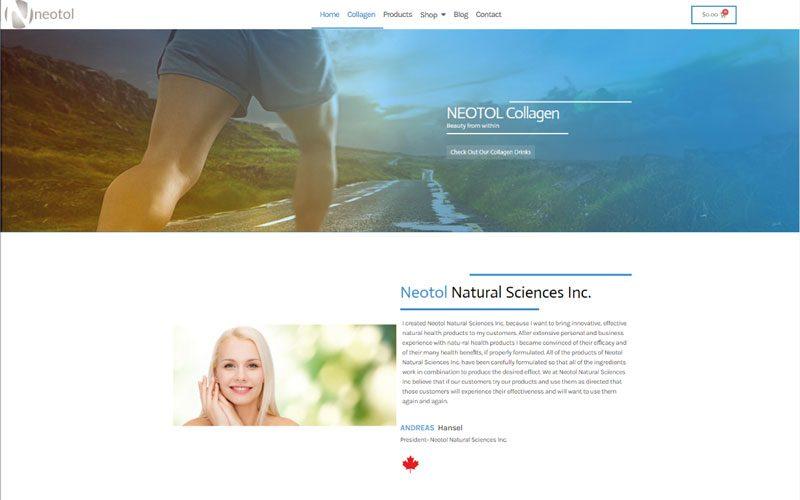 Neotol-Collagen-Canada-Website-Marketing