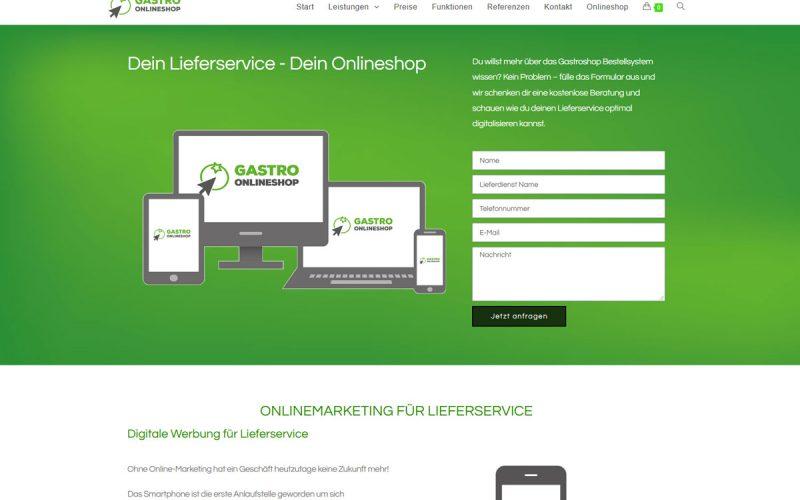Gastro-Onlineshop Gastroshop Minden von Marvin Consten