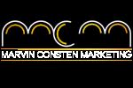 Marvin Consten Marketing das Logo der Firma